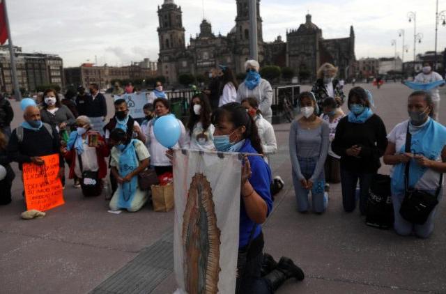 Các giám mục Mexico chống việc hợp pháp hóa phá thai