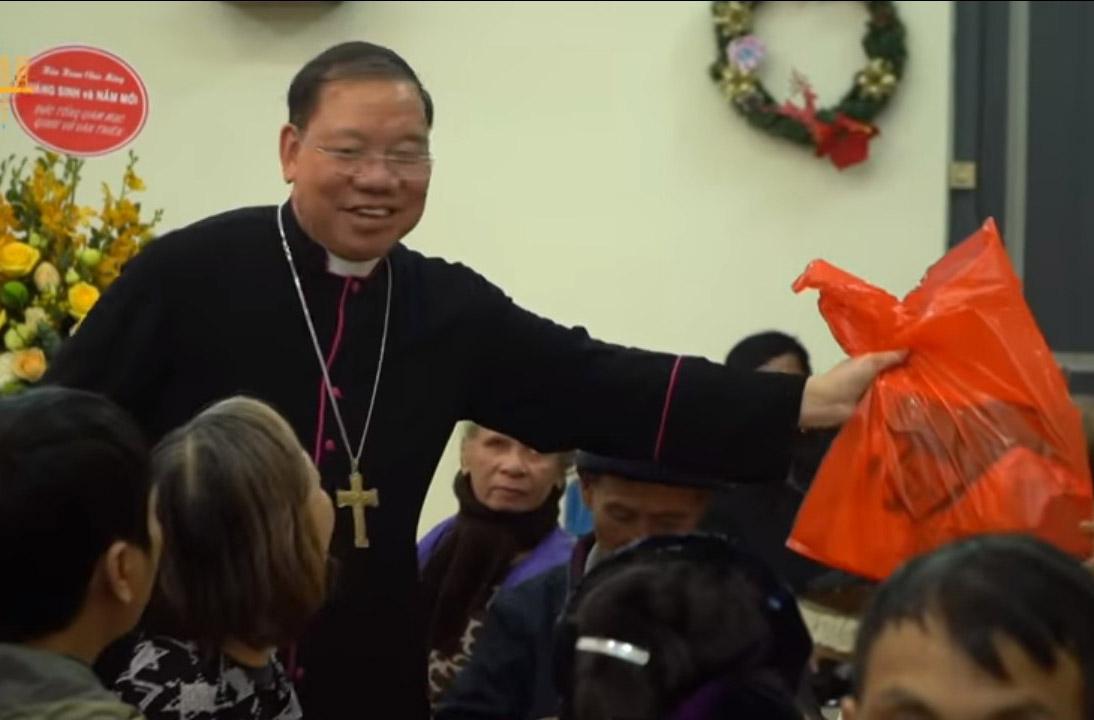 Hoạt Động Bác Ái Của Caritas Giáo Tỉnh Hà Nội
