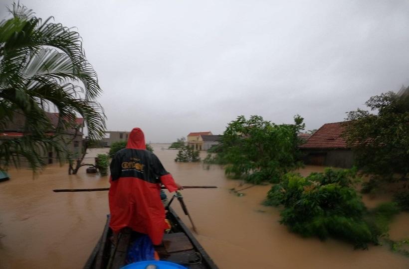 Caritas Vietnam: Heading to the Beloved Central of Vietnam