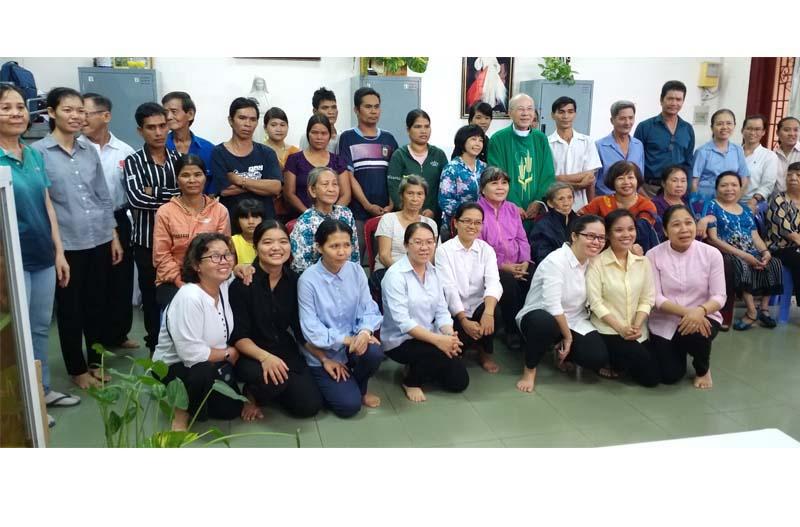 Caritas Sài Gòn: Mái Ấm Hà Đông vui đón yêu thương