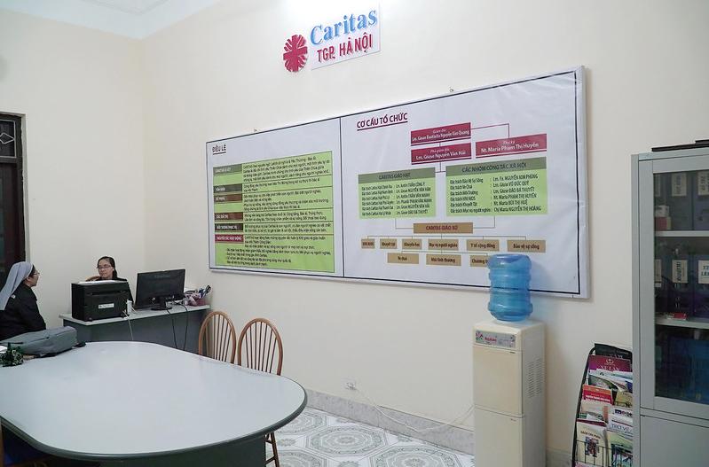 Caritas Hà Nội: Chia sẻ với bà con vùng dịch Hải Dương