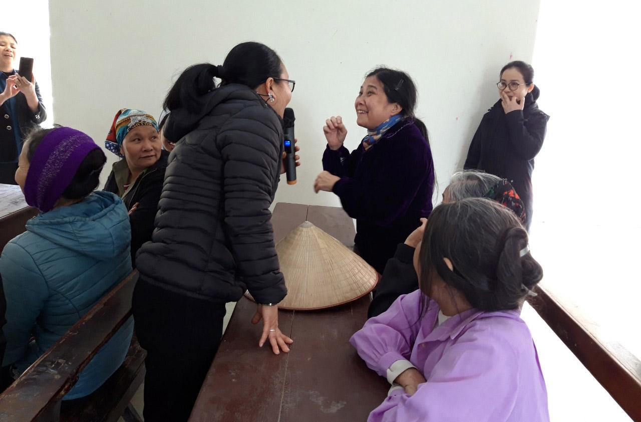 Caritas Thái Bình: Người khuyết tật tiến bước trong hy vọng
