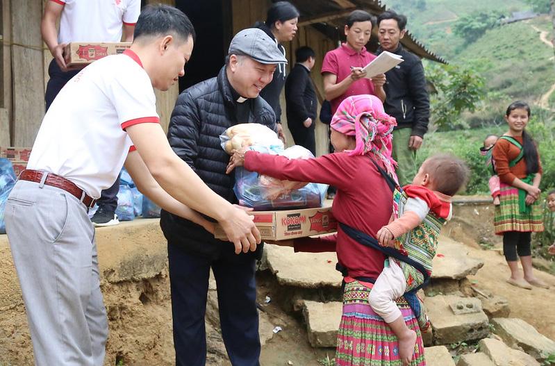 Caritas Hà Nội: Trao gửi yêu thương Mùa Chay