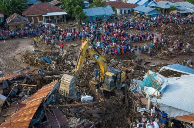 Đức Thánh Cha cầu nguyện cho các nạn nhân lũ lụt ở Indonesia và Đông Timor
