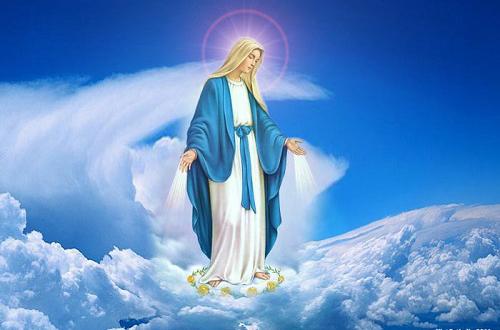 Lễ Đức Mẹ Hồn Xác Lên Trời