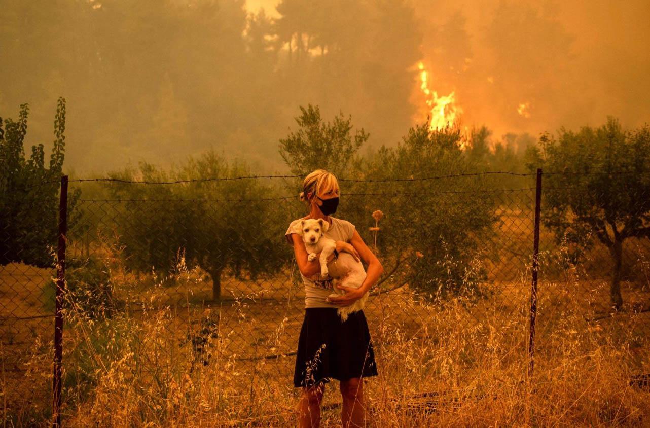 Giáo hội Chính thống Hy Lạp kêu gọi các cộng đoàn đón tiếp các nạn nhân của hỏa hoạn