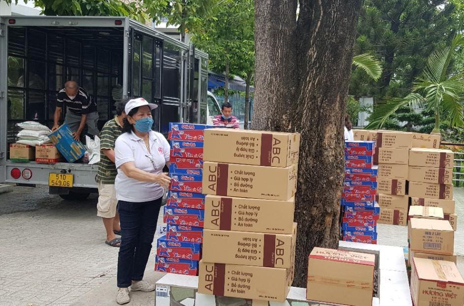 Caritas Sài Gòn: Tiếp bước yêu thương
