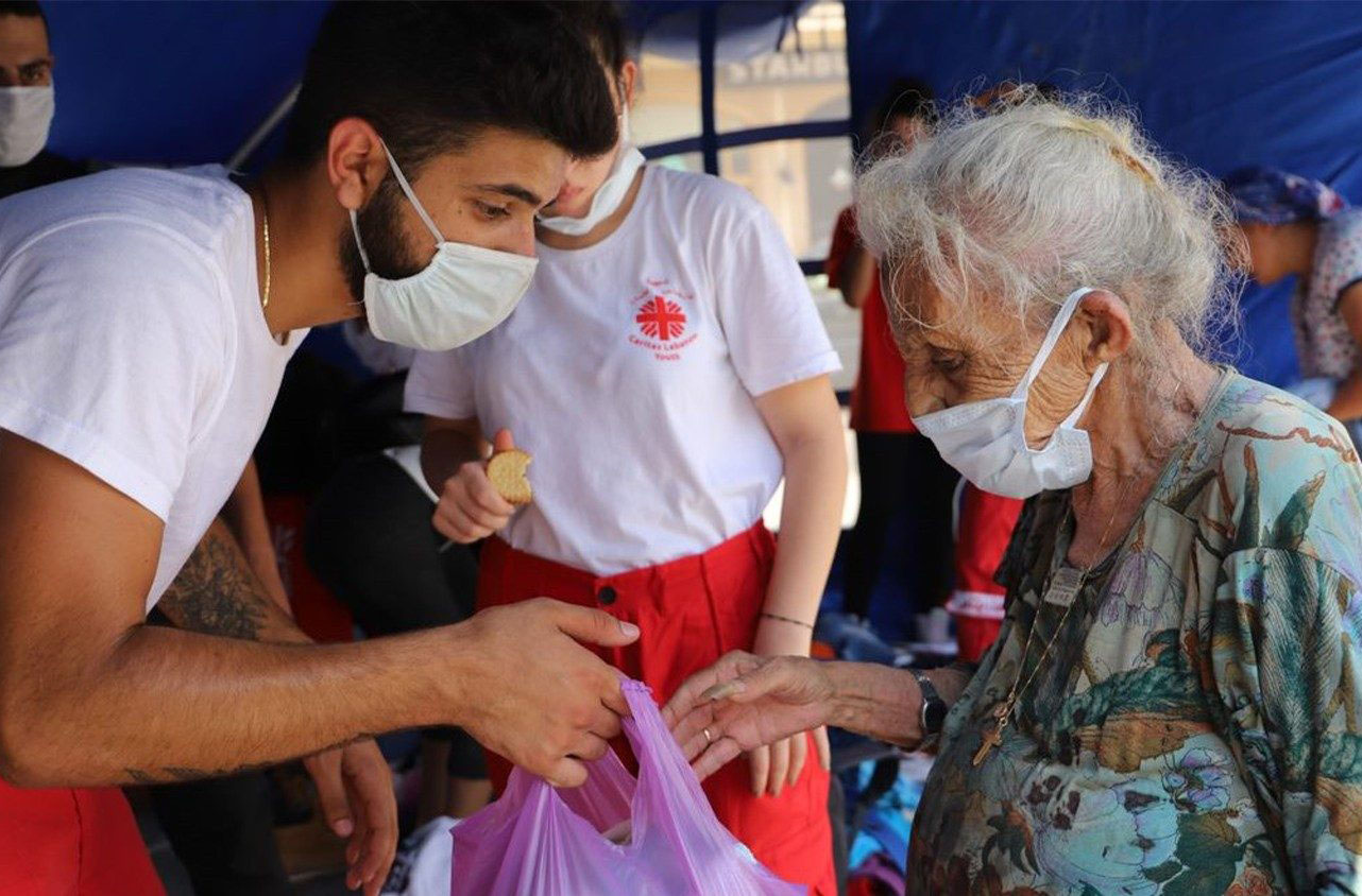 Caritas Quốc tế kỷ niệm 70 năm thành lập
