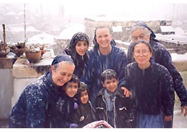 Nữ tu Mariam: 50 năm loan báo Tin Mừng trong thầm lặng cùng với các Nữ tu Bé nhỏ Chúa Giêsu