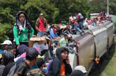 Buôn người là một hình thức nô lệ mới sống nhờ nạn di cư