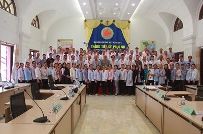 Đại Hội Caritas Việt Nam 2017: Ngày tập huấn lập KHCL