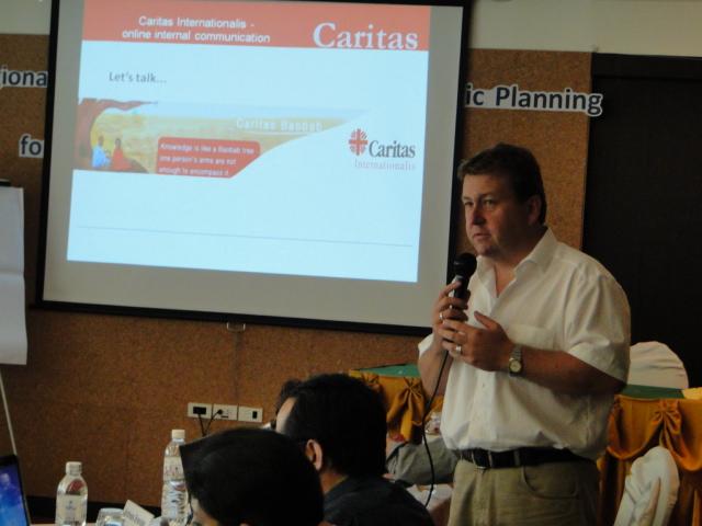 Caritas Việt Nam tham dự Hội thảo về BAOBAB - Truyền thông do Caritas Á châu tổ chức