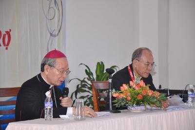 Hội nghị Thường niên 2012 của Caritas Việt Nam