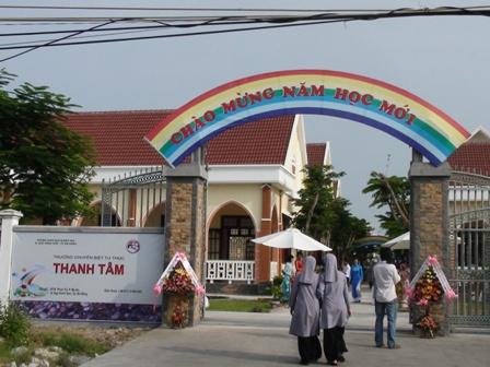 Khánh Thành Trường Tư Thục Chuyên Biệt Thanh Tâm Đà Nẵng