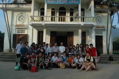 Chuyến Đi Bác Ái Của SVCG Nam Định: Ước Mơ Cho Em