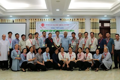 Caritas Việt Nam: Tập huấn Xây dựng Kế hoạch Chiến lược (2)
