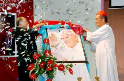 Caritas TGP: Lễ suy tôn Đấng bổn mạng